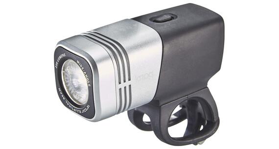 Knog Blinder ARC 220 Fietsverlichting witte LED zilver